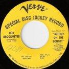BOB BROOKMEYER Verve Promo 45 from Trombone Jazz Samba
