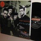 '87 CURIOSITY KILLED THE CAT LP Keep Your Distance Mint Minus Vinyl  PROMO