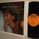 1964 GEORGE SHEARING and the (Wes) MONTGOMERY BROTHERS LP Love Walked In! MONO