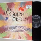 McGUIRE SISTERS self-titled LP on Vocalion MINT MINUS