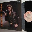 1983 DAVID FRIZZELL LP On My Own Again Ex / Ex to Mint Minus Vinyl