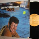 EDDIE FISHER LP Games That Lovers Play Nelson Riddle