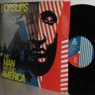 '79 HORSLIPS LP The Man Who Built America - Promo