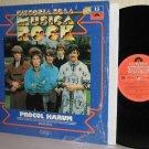 PROCOL HARUM Compilation LP Historia De La Rock MINT MINUS in Shrink PSYCH