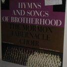 FACTORY SEALED XIAN re LP MORMON TABERNACLE CHOIR Hymns & Songs of Brotherhood