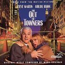Soundtrack CD: The Out of Towners by Marc Shaiman (CD, Mar-1999, Milan)