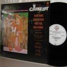 '67 OST LP re CAMELOT Shrinkwrap UK Press - Mint Minus