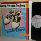 1985 JOHN WILLIAMS BOSTON POPS LP Swing, Swing, Swing Ex Shrinkwrap Dutch Press