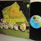 1967 THE STONEMANS LP All In The Family - in Shrinkwrap   (bluegrass)