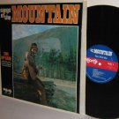 '73 TIM McCABE LP Songs Of The Mountain (Stone Mountain GA)  Private Label