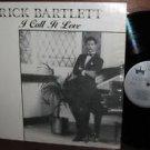 Private Kentucky Lounge LP RICK BARTLETT-I Call It Love MINT MINUS in Shrinkwrap