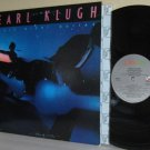 1980 EARL KLUGH LP Late Night Guitar VG+ / Ex