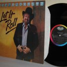 1985 MEL McDANIEL LP Lit It Roll VG+ / Ex