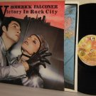 1977 RODERICK FALCONER LP Victory In Rock City VG+ / Mint Minus