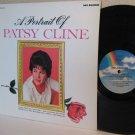 PATSY CLINE re LP A Portrait Of Patsy Cline