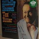 1981 TEX RITTER re LP Hillbilly Heaven (orig 1961) . . STILL FACTORY SEALED