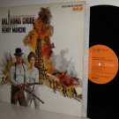 '73 Soundtrack LP OKLAHOMA CRUDE  Mint Minus  Henry Mancini