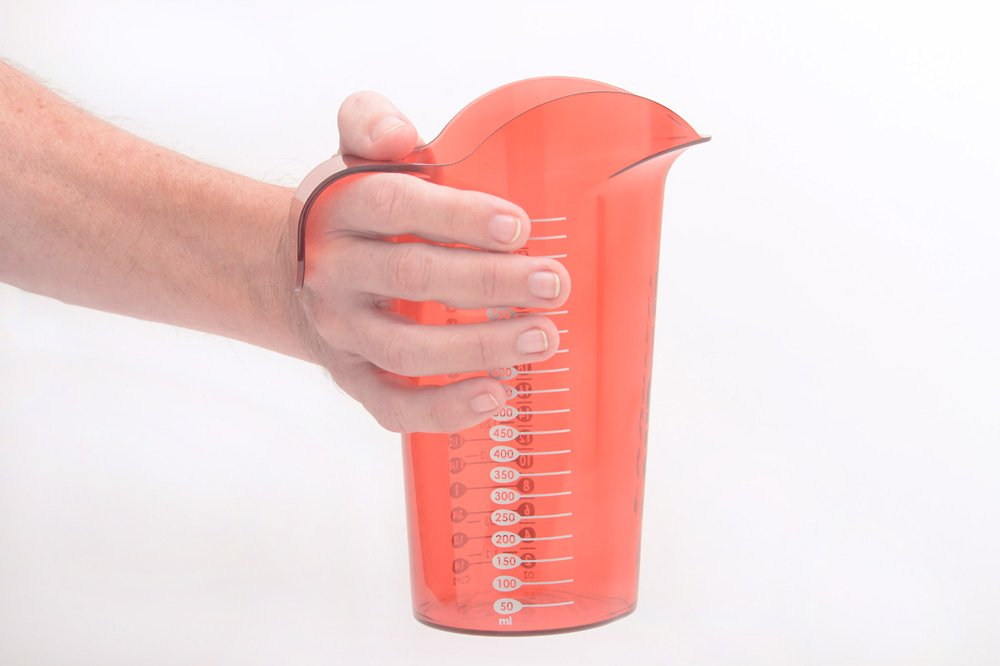 POURfect Liquid Measuring Beaker 1-2 Cup Made in USA