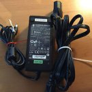 AC Adapter LI SHIN LSE0107A1230 12V 2.5A 30W w/power cord, Monitor Power Supply