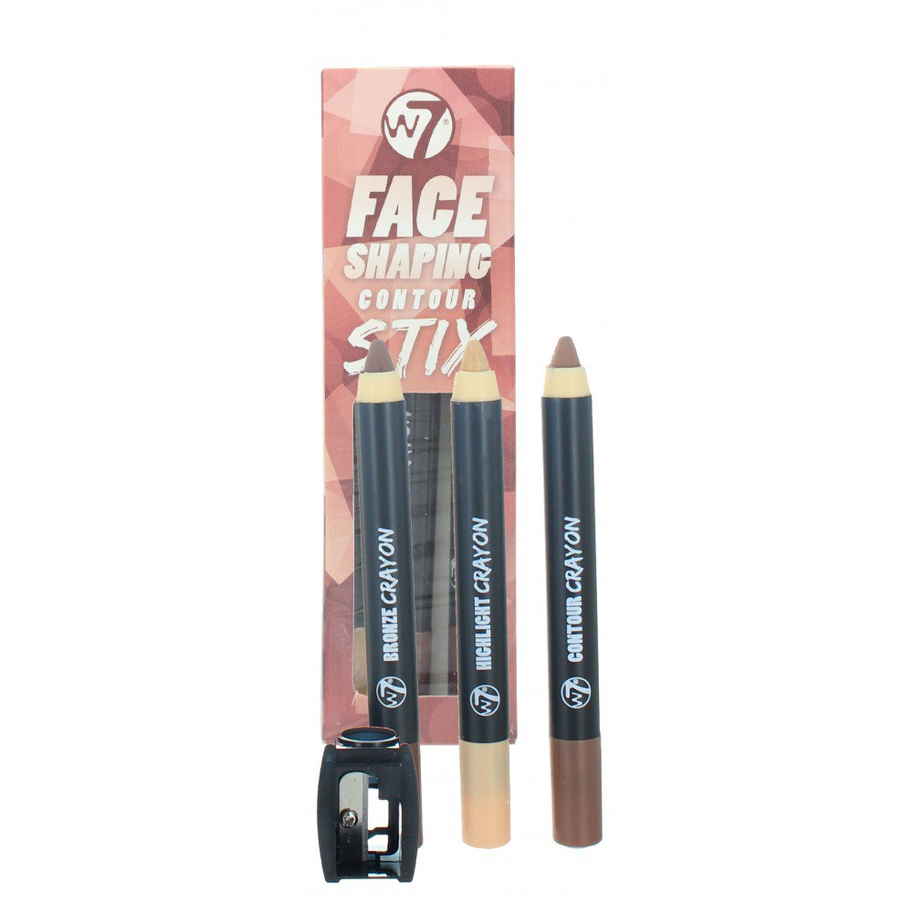 W7 Face Shaping Contour Stix