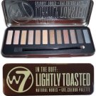 "W7 Eye Colour Palette, ""In The Buff"" Lightly Toasted"