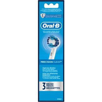 Lot of 10 Oral-B Professional Precision Clean Replacement Electric Toothbrush Head, 3ct.