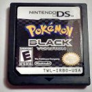 Pokemon: Black Version  (Nintendo DS, 2011) Game Only