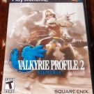Valkyrie Profile 2: Silmeria (Sony PlayStation 2, 2006) COMPLETE