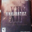 Final Fantasy XII: Collector's Edition Complete (Playstation 2, 2006)