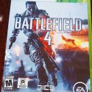 Battlefield 4 (XBOX 360, 2013)
