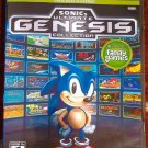 Sonic's Ultimate Sega Genesis Collection (2009) Microsoft XBox 360 Complete