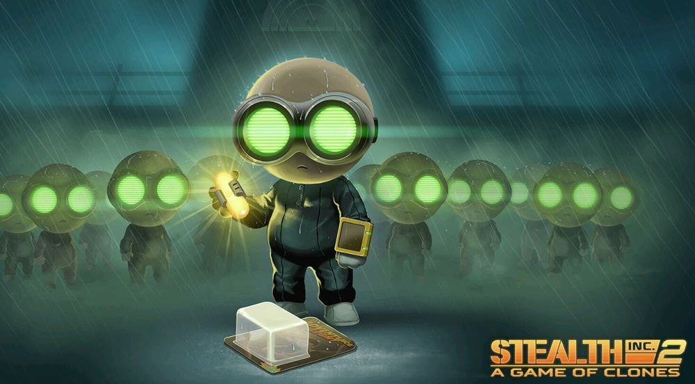 Stealth Inc 2: A Game of Clones (2015 PC INDIE ACTION ADVENTURE  STEAM GAME KEY)