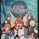 Tales of the Abyss PS2 Playstation 2 COMPLETE - **TESTED** **WORKS PERFECT**