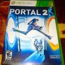 Portal 2 (Microsoft Xbox 360, 2011) - COMPLETE CIB