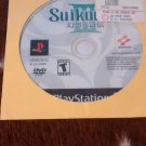 Suikoden III 3 (Sony PlayStation 2, 2002) PS2  Disc Only -Tested!