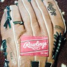 "RAWLINGS RBG224BFR Baseball Glove 11"" KEN GRIFFEY Right Hand Thrower LEATHER"