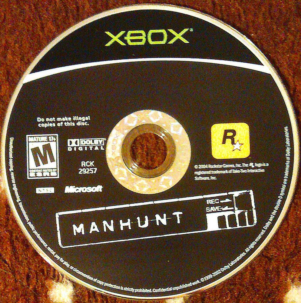 Manhunt (Microsoft Xbox, 2004)