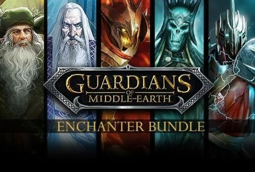 Guardians of Middle-earth: The Enchanter Bundle Game Add-on, 2013, PC, T-Teen