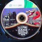 Sleeping Dogs (Microsoft Xbox 360, 2012)