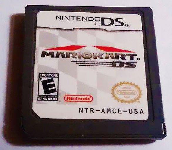 Mario Kart DS (Nintendo DS, 2005) NDS