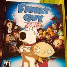 Family Guy: Back to the Multiverse (Microsoft Xbox 360, 2012) CIB COMPLETE