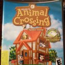 Animal Crossing (Nintendo GameCube, 2002) FREE SHIPPING