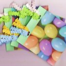 Set of 3 Mini Book Easter Egg Cards