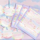 Easter Fun Set: 3 cards, 7 Gift or Hang Tags