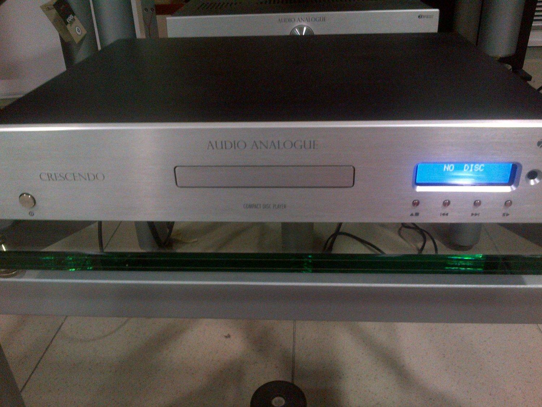 Audio Analogue Crescendo CD Player DEMO UNIT