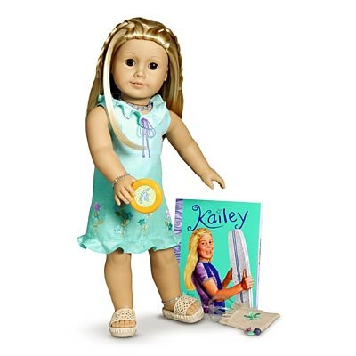American Girl Kailey Doll NEW IN BOX First Quality