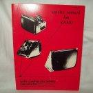 Wells-Gardner K7000 Monitor Manual Original