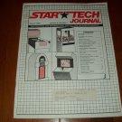 Startech Journal August 1987. Vol 9 #6