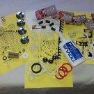Williams Time Warp   Pinball Tune-up & Repair Kit