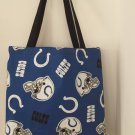 Large Indianapolis Colts Tote